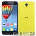 TCL idol X S950 Smartphone Android 4.2 MTK6589T Quad Core 2GB 16GB IPS FHD Screen 5 Inch- Yellow & Black